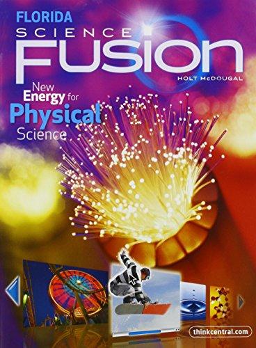 Holt McDougal Science Fusion Florida: Student Edition: HARCOURT, HOUGHTON MIFFLIN