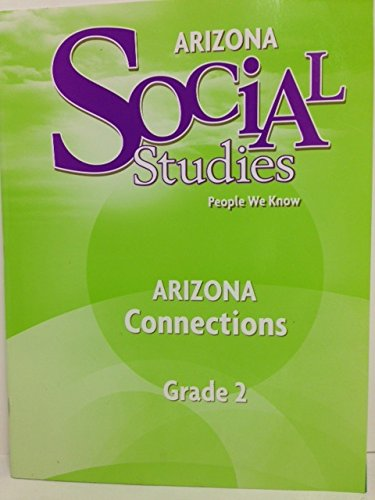 9780547400204: Harcourt Social Studies Arizona: Connections Student Edition Grade 2