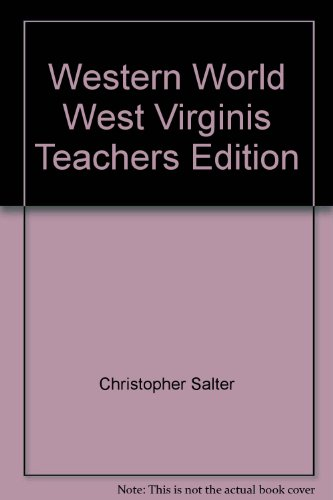 9780547402727: Western World West Virginis Teachers Edition