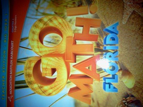 9780547404493: Go Math! Teacher Edition Big Idea 1 Chapter 2 (Go Math!)