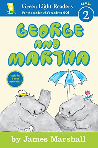 9780547406244: George and Martha Early Reader (Green Light Readers Level 2)