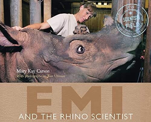 9780547408507: Emi and the Rhino Scientist (Scientists in the Field Series)