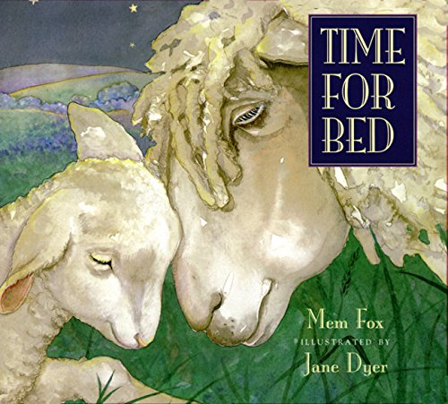 9780547408569: Time for Bed padded board book