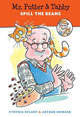 9780547414331: Mr. Putter & Tabby Spill the Beans