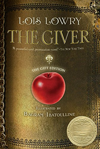 9780547424774: The Giver (illustrated; gift edition) (Giver Quartet)