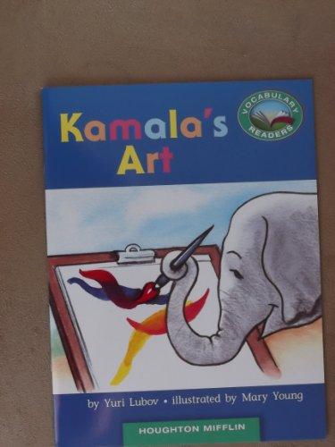 Kamala's Art Grade 1 Houghton Mifflin Vocabulary: Yuri Lubov