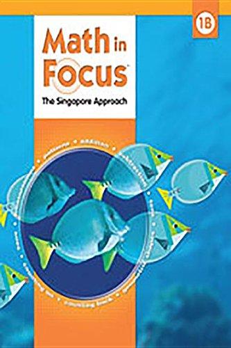 9780547428758: Math in Focus: Singapore Math: Homeschool Package, 2nd Semester Grade 1 2010