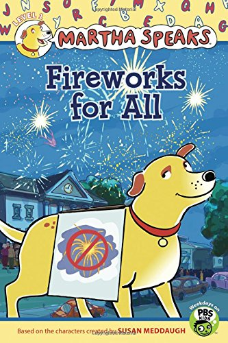 9780547428925: Fireworks for All (Martha Speaks)