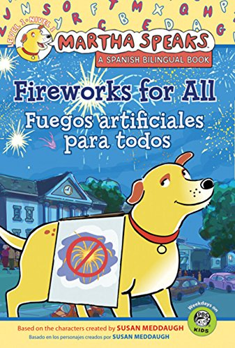 9780547428970: Fireworks for All (Martha Speaks Readers)