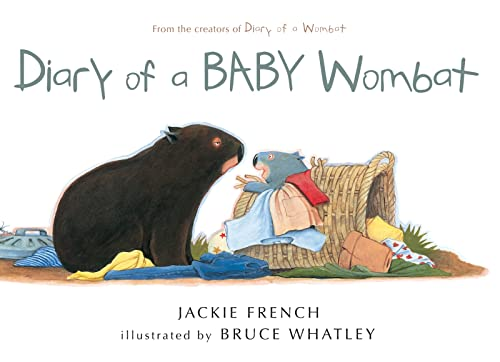 9780547430058: Diary of a Baby Wombat