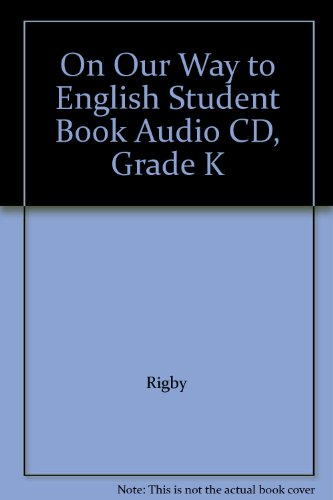 9780547430584: On Our Way to English Student Book Audio CD, Grade K