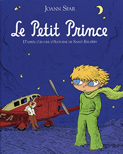 9780547443300: Le Petit Prince Graphic Novel