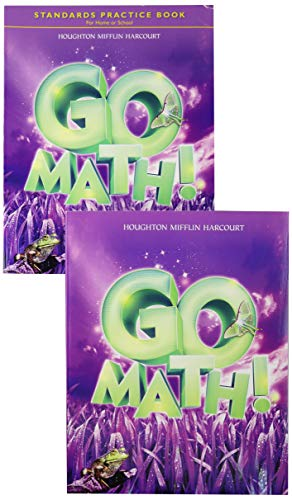 9780547444253: Go Math & Practice Book Bundle Grade 3: Houghton Mifflin Harcourt Go Math