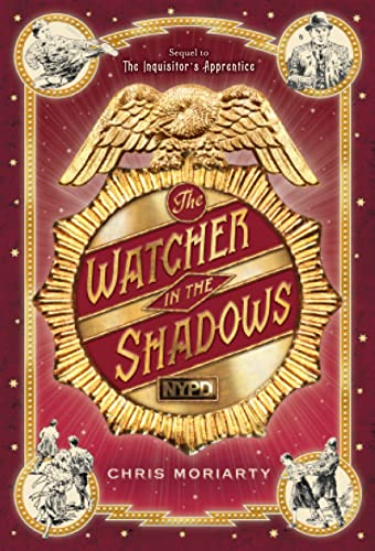 9780547466323: The Watcher in the Shadows (Inquisitor's Apprentice)
