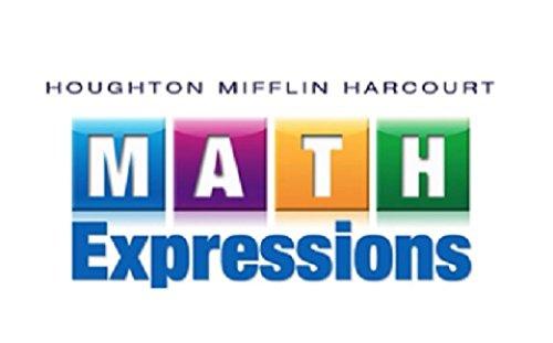 9780547467023: Expresiones en matemáticas: Hardcover Student Activity Book Collection Grade 3 2011 (Spanish Edition)