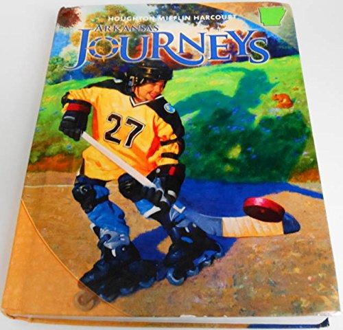 9780547471396: Houghton Mifflin Harcourt Journeys Arkansas: Student Edition Grade 5 2011
