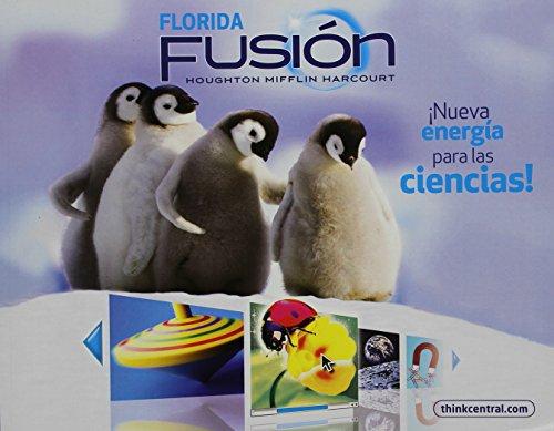 Houghton Mifflin Harcourt Science Fusion Spanish Florida: HARCOURT, HOUGHTON MIFFLIN