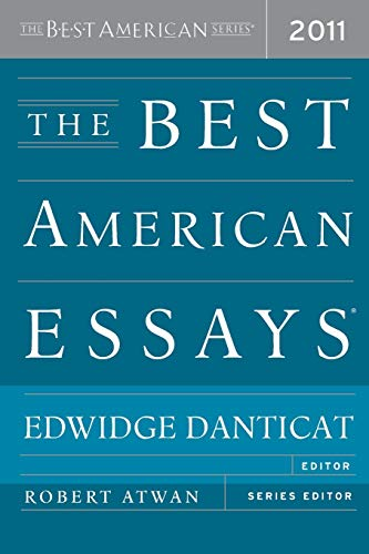 9780547479774: The Best American Essays 2011