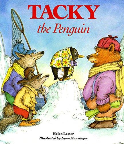9780547480367: Tacky the Penguin big book