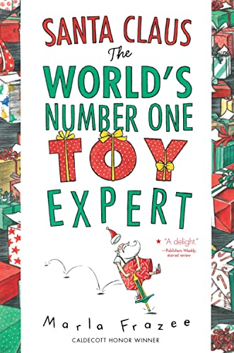 9780547480749: Santa Claus: The World's Number One Toy Expert