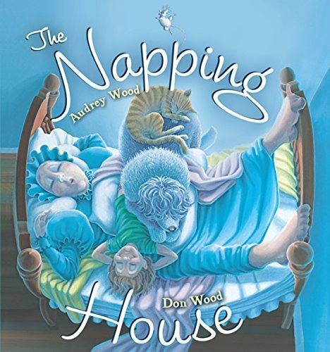 9780547481470: The Napping House padded board book