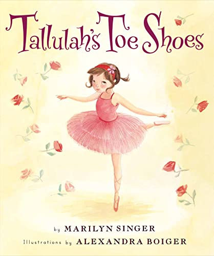 9780547482231: Tallulah's Toe Shoes