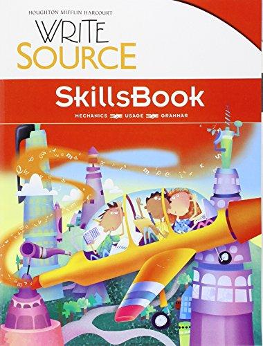 9780547484433: Write Source: Skillsbook Student Edition Grade 3