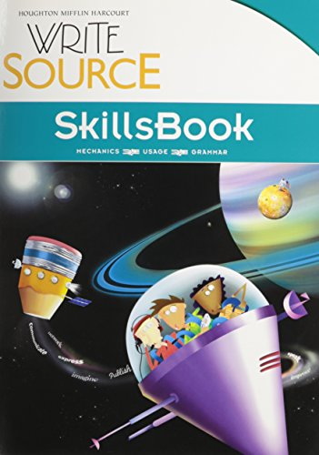 9780547484587: Write Source: SkillsBook Student Edition Grade 6