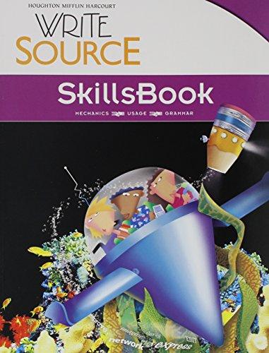 9780547484594: Write Source: SkillsBook Student Edition Grade 7