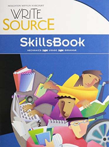 9780547484617: Write Source: SkillsBook Student Edition Grade 9