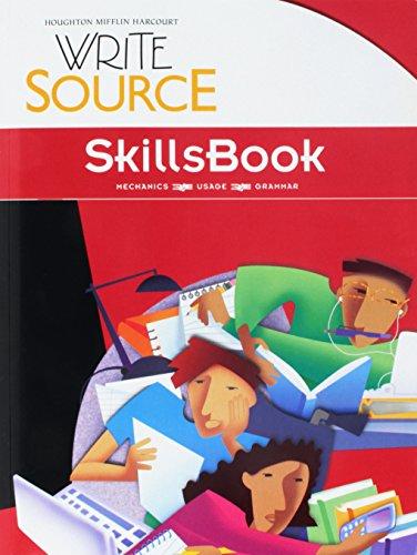 9780547484631: Write Source: SkillsBook Student Edition Grade 10