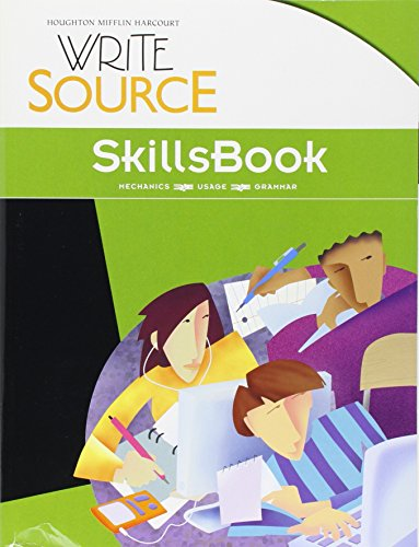 9780547484679: Write Source: SkillsBook Student Edition Grade 12