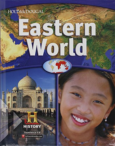 World Geography: Student Edition Eastern World 2012: MCDOUGAL, HOLT