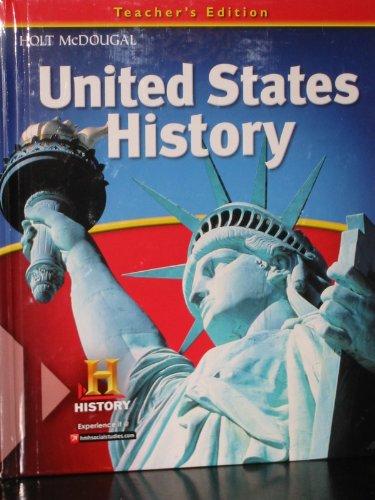 9780547484778: United States History