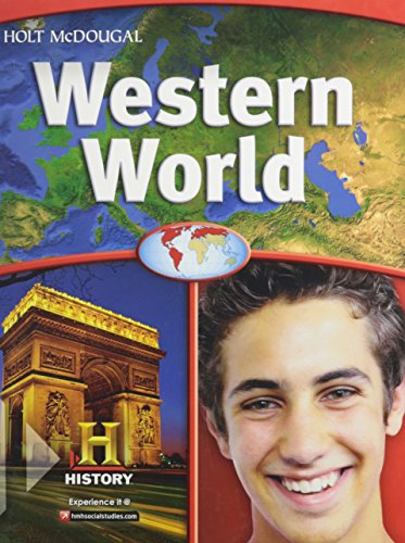 World Geography: Student Edition Western World 2012: HOLT MCDOUGAL