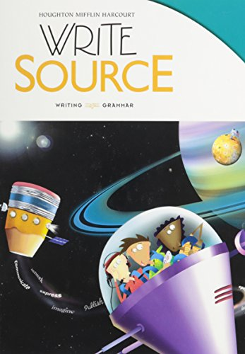 9780547485027: Write Source: Student Edition Hardcover Grade 6 2012