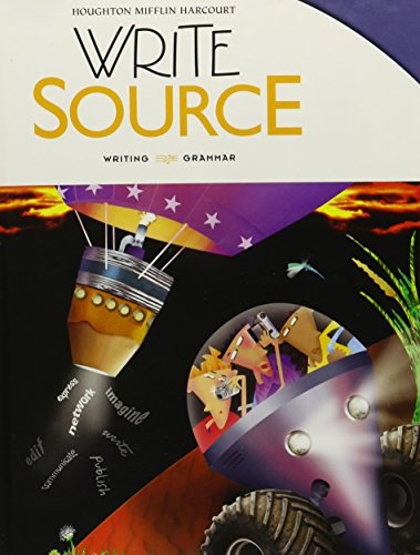 9780547485041: Write Source: Student Edition Hardcover Grade 8 2012