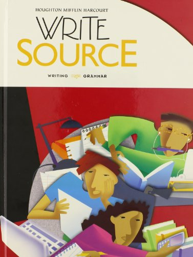 9780547485089: Write Source: Student Edition Hardcover Grade 10 2012