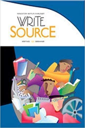 9780547485218: Write Source: Daily Language Workouts Grade 9