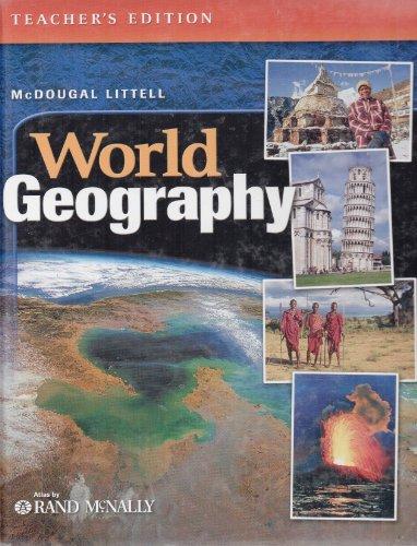 9780547485867: World Geography: Teacher Edition Eastern World 2012