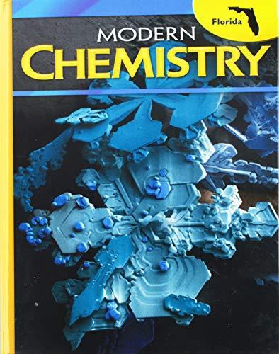 9780547486017: Holt McDougal Modern Chemistry Florida: Student Edition 2012