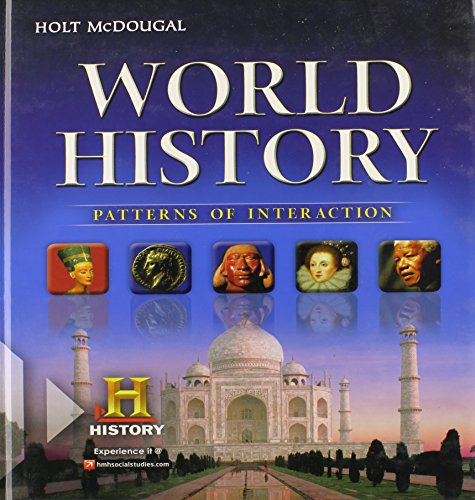 9780547491127: World History: Patterns of Interaction, Student Edition Survey