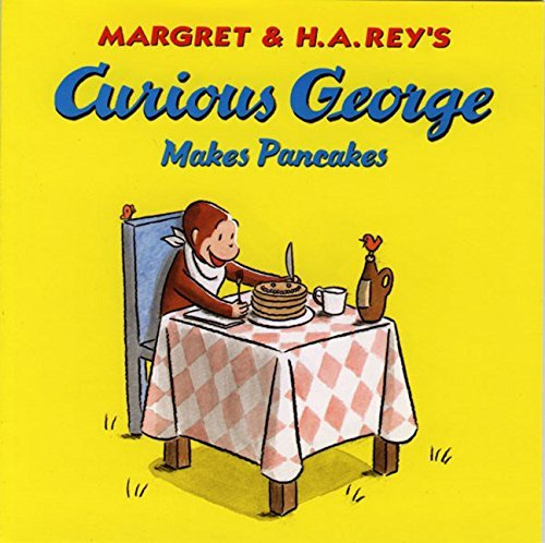 9780547499161: Curious George Makes Pancakes by Margret Rey (1998-10-26)