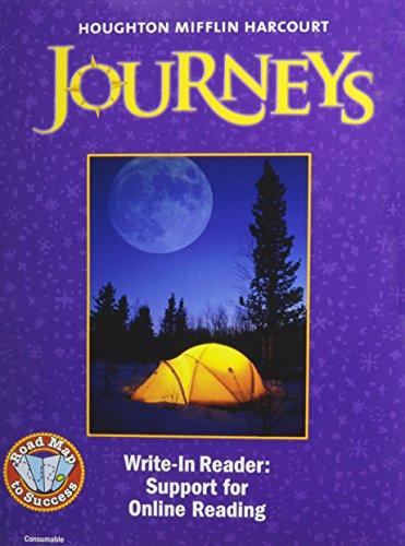 9780547510231: Houghton Mifflin Harcourt Journeys South Carolina: Write-In Reader: Support for Online Reading Grade 3