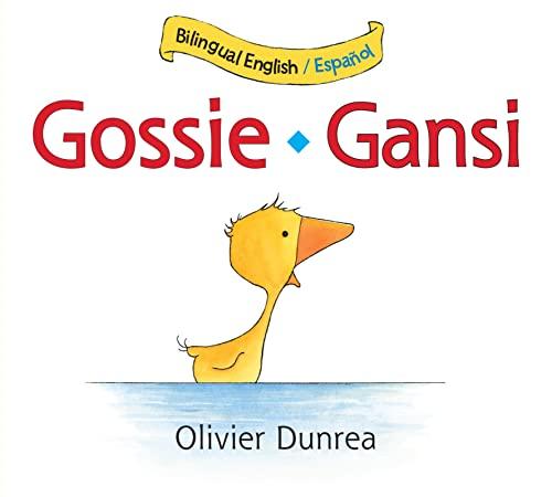 9780547510729: Gansi/Gossie bilingual board book
