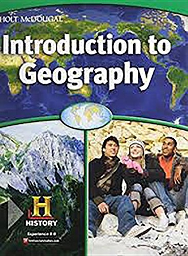 World Regions: Introduction to Geography: Spanish/English Guided: HOLT MCDOUGAL