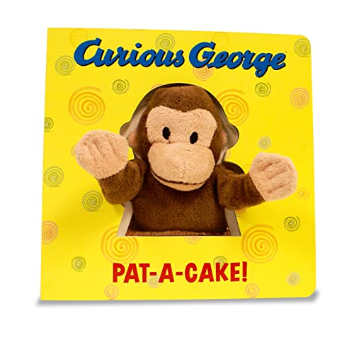 Curious George Pat-A-Cake! [With Curious George Puppet]: Rey, H. A.