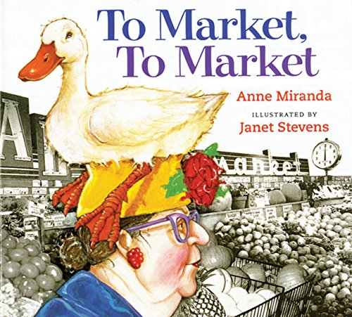 To Market, To Market big book: Miranda, Anne