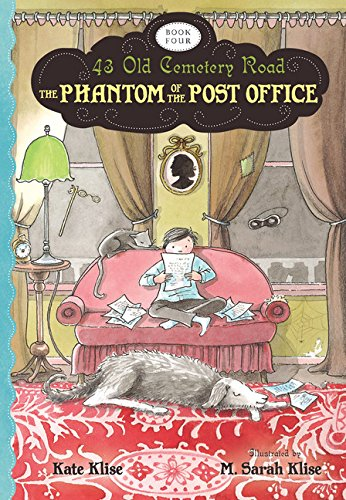 9780547519746: The Phantom of the Post Office