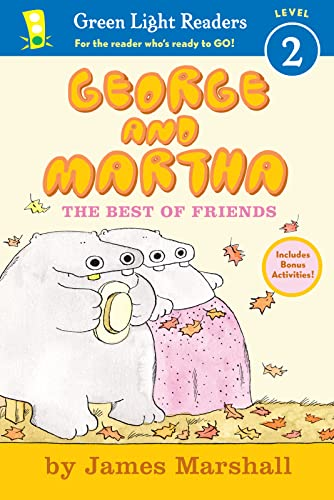 George and Martha: The Best of Friends: Marshall, James